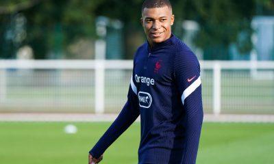 La liste de l'Equipe de France pour la trêve de mars, Mbappé et Kimpembe appelés