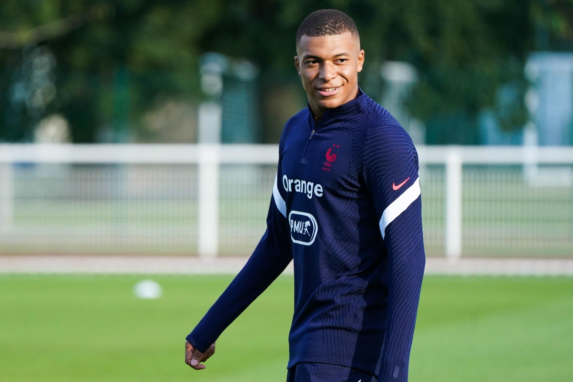 France/Portugal - L'équipe des Bleus selon la presse : un 4-4-2 avec Mbappé et Kimpembe