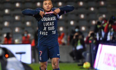 """Mbappé rend un hommage émouvant à Lucas """"parti rejoindre les étoiles"""""""