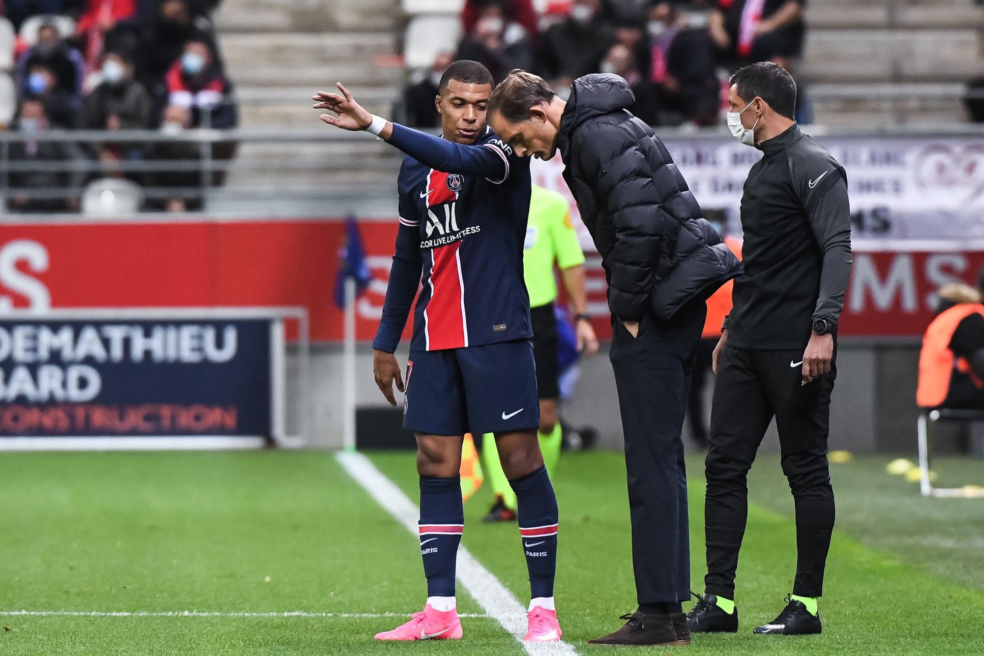 Exclu - Mbappé veut des garanties sur l'équipe et le départ de Tuchel pour prolonger