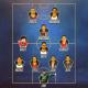 Mbappé compose son «équipe de légende» du PSG