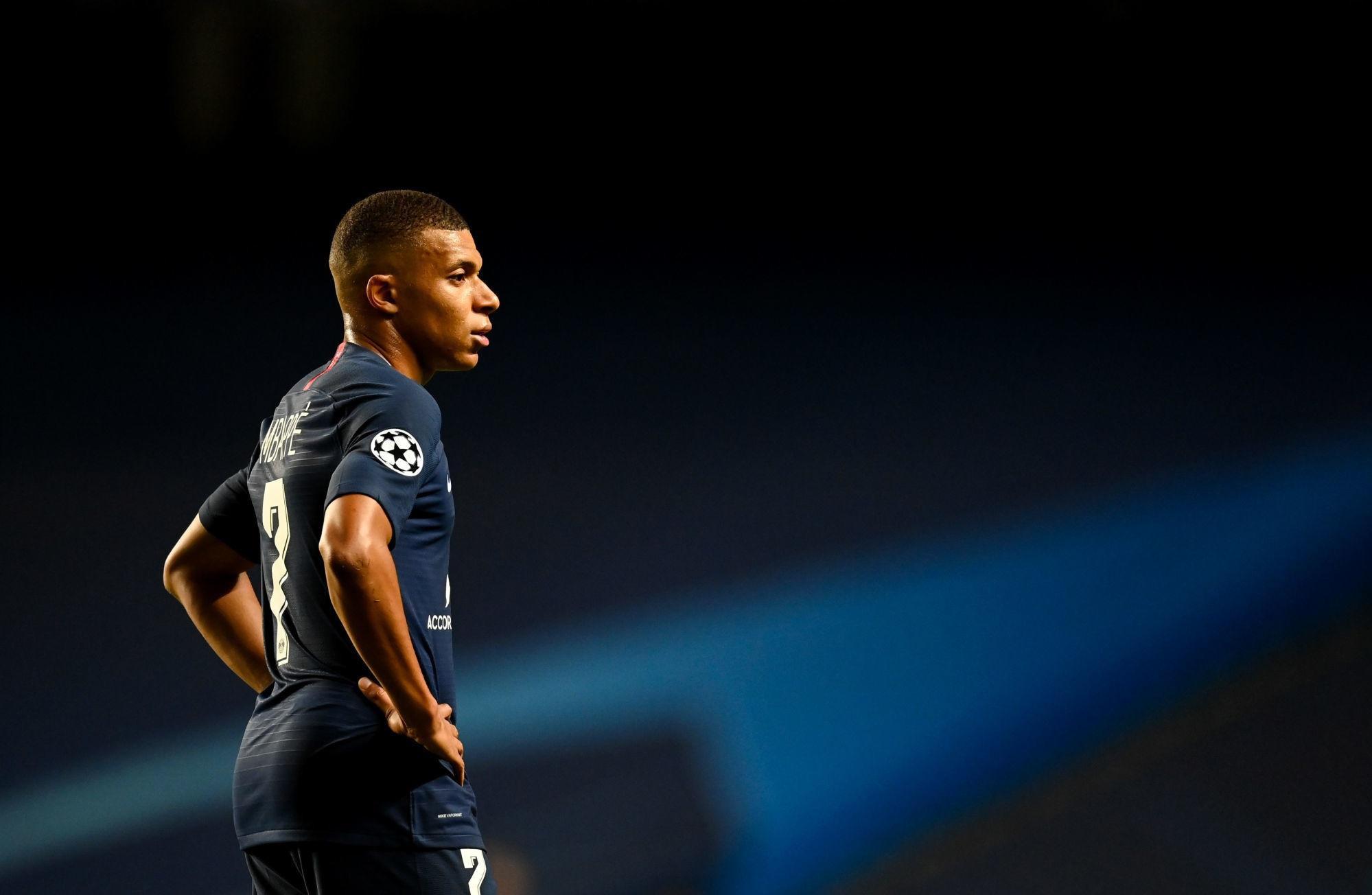 """Perrin affirme que Mbappé """"doit retrouver de la justesse"""" et a """"perdu de son altruisme"""""""