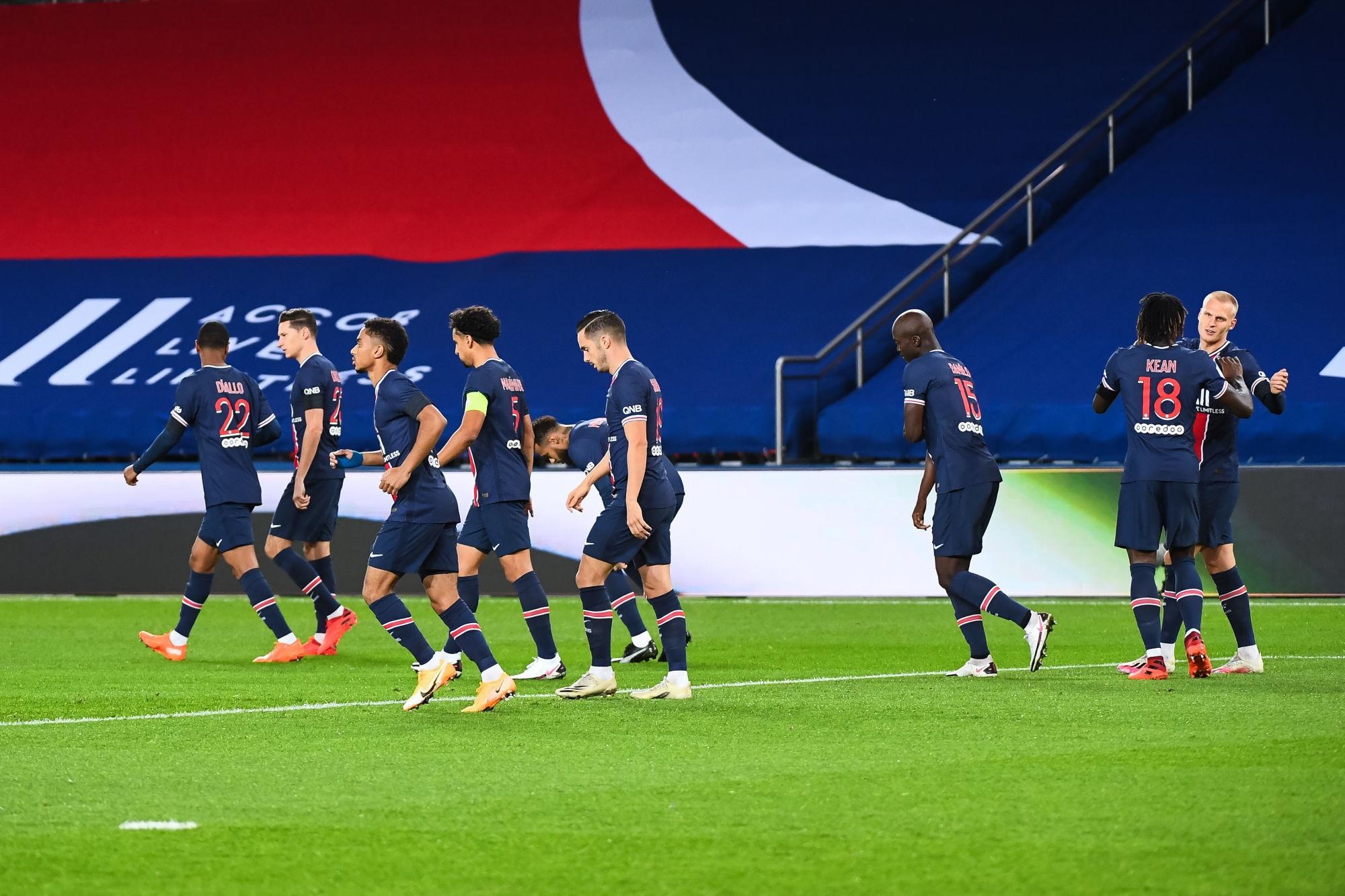 PSG/Dijon - Quel joueur a été le meilleur Parisien selon vous ?