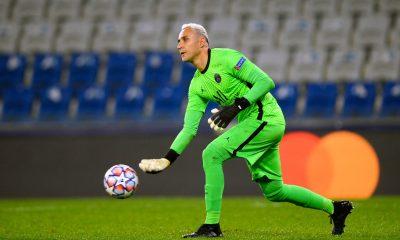 Istanbul BB/PSG - Navas élu meilleur joueur parisien par les supporters