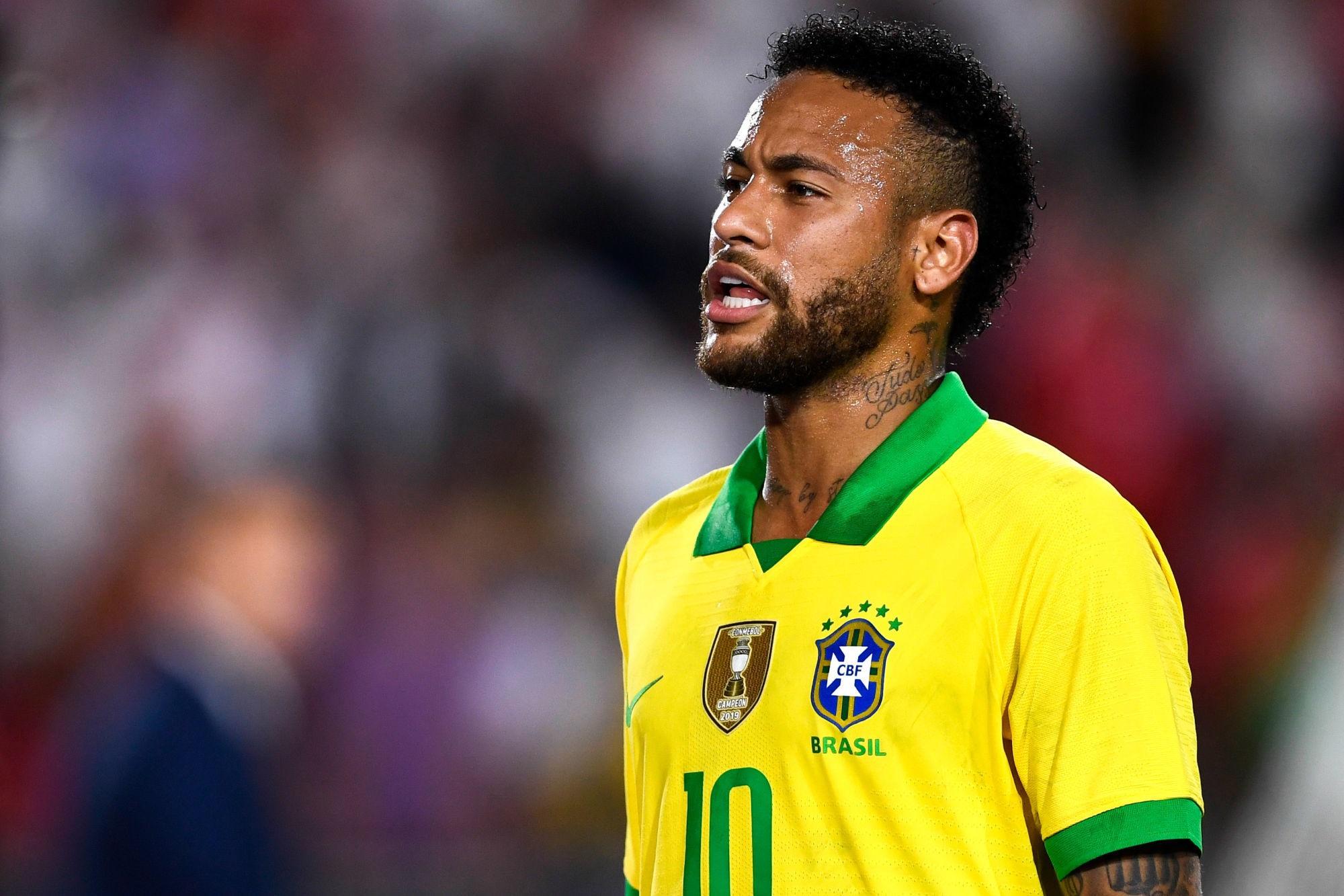 Pérou/Brésil - Les équipes officielles : Neymar et Marquinhos titulaires