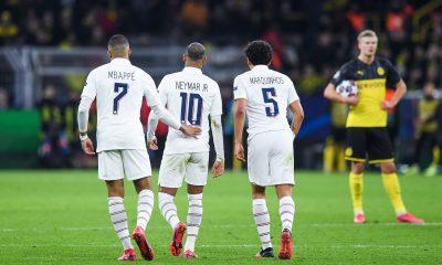 Marquinhos, Neymar et Mbappé ont exprimé des doutes sur le mercato du PSG, selon L'Equipe