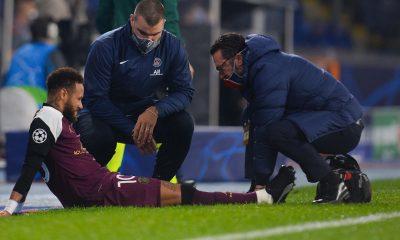 Neymar n'avait pas de douleur aux adducteurs à l'échauffement, selon L'Equipe