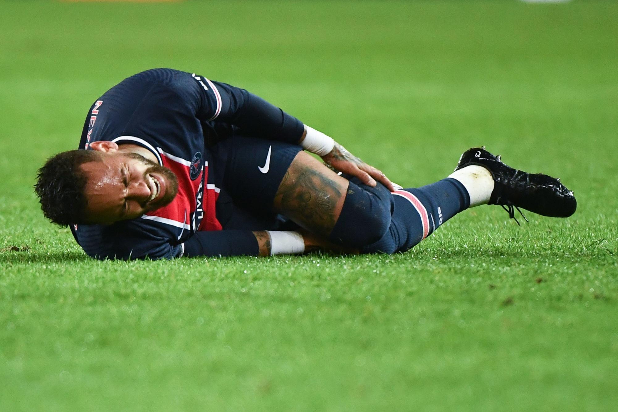 Neymar est le joueur qui subit le plus de fautes en moyenne dans les 5 grands championnats