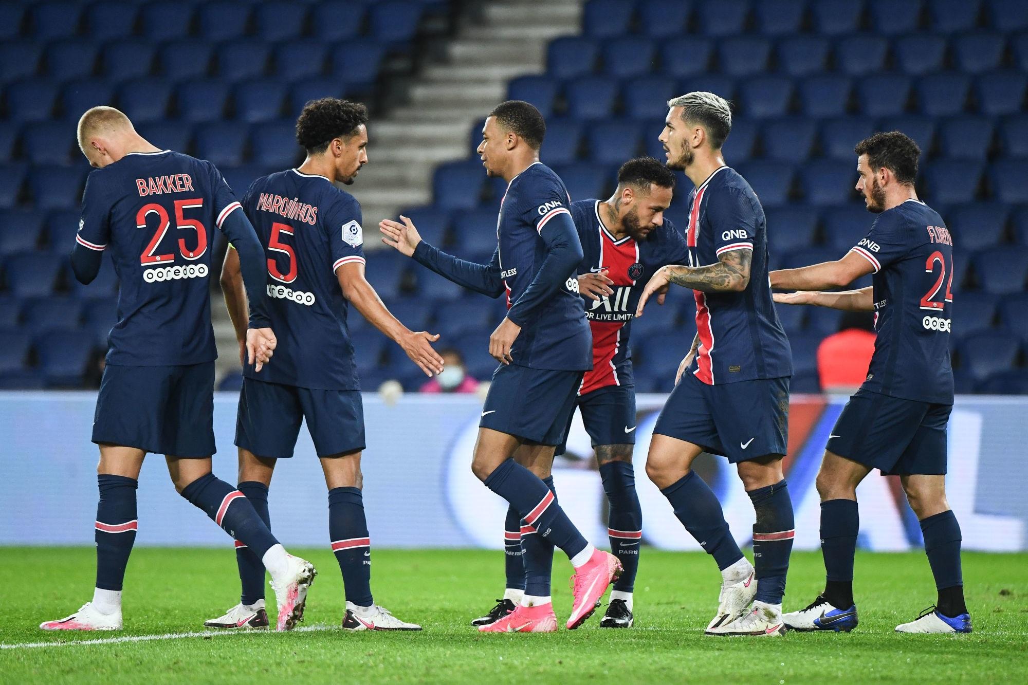 PSG/Angers - Les tops et les flops de la large victoire parisienne