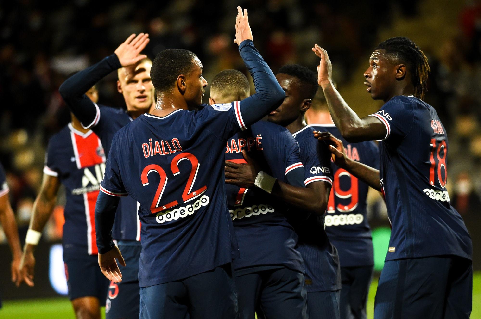 Nîmes/PSG - Les notes des Parisiens : plusieurs joueurs en forme pour une belle victoire