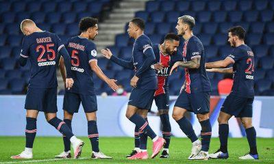 PSG/Angers - Les notes des Parisiens après le premier festival offensif de la saison