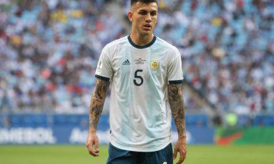 Argentine/Uruguay - Les équipes officielles : Paredes et Di Maria remplaçants