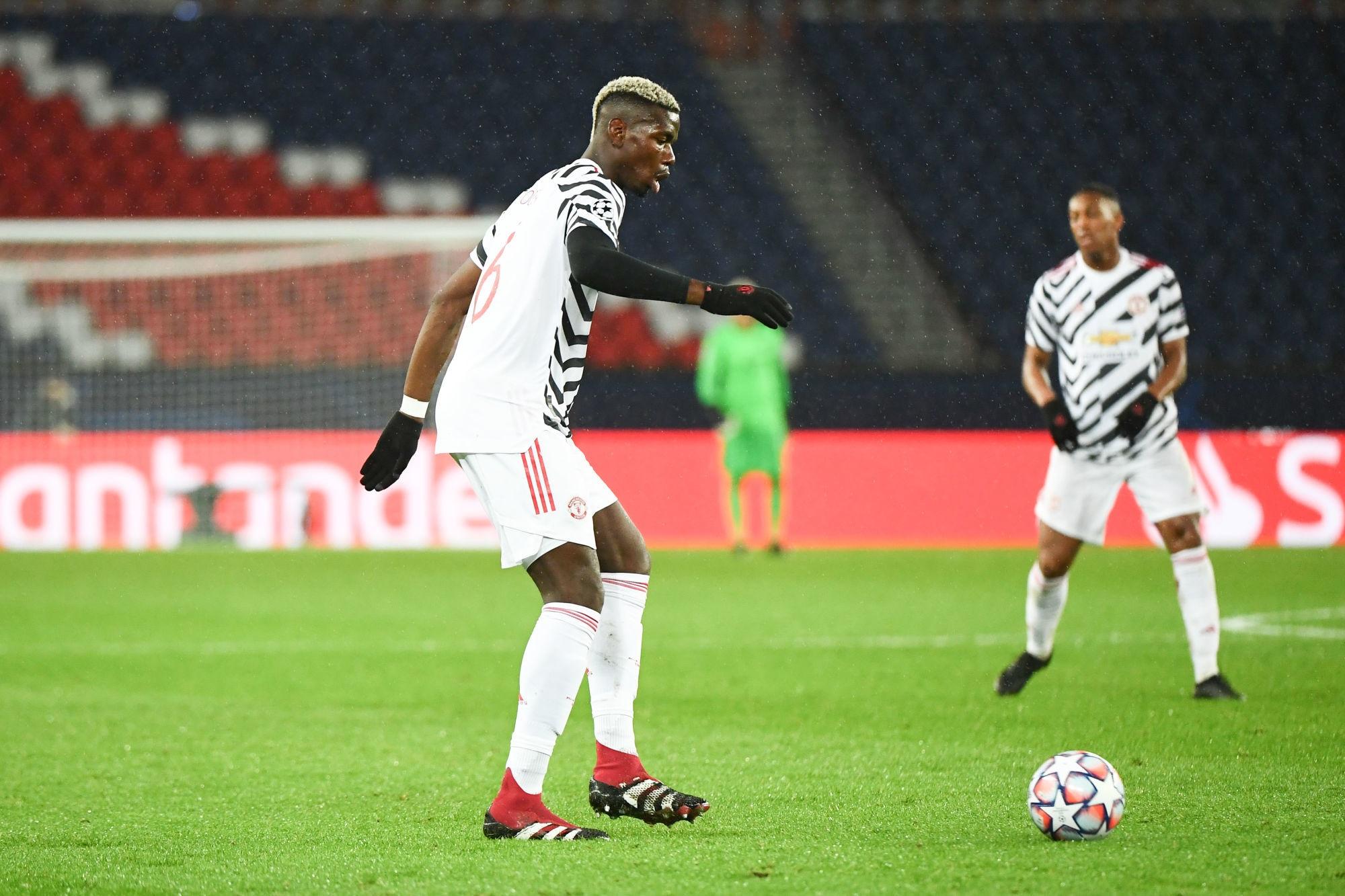 """PSG/Manchester United - Pogba souligne """"on les a peut-être mis en difficulté aussi."""""""