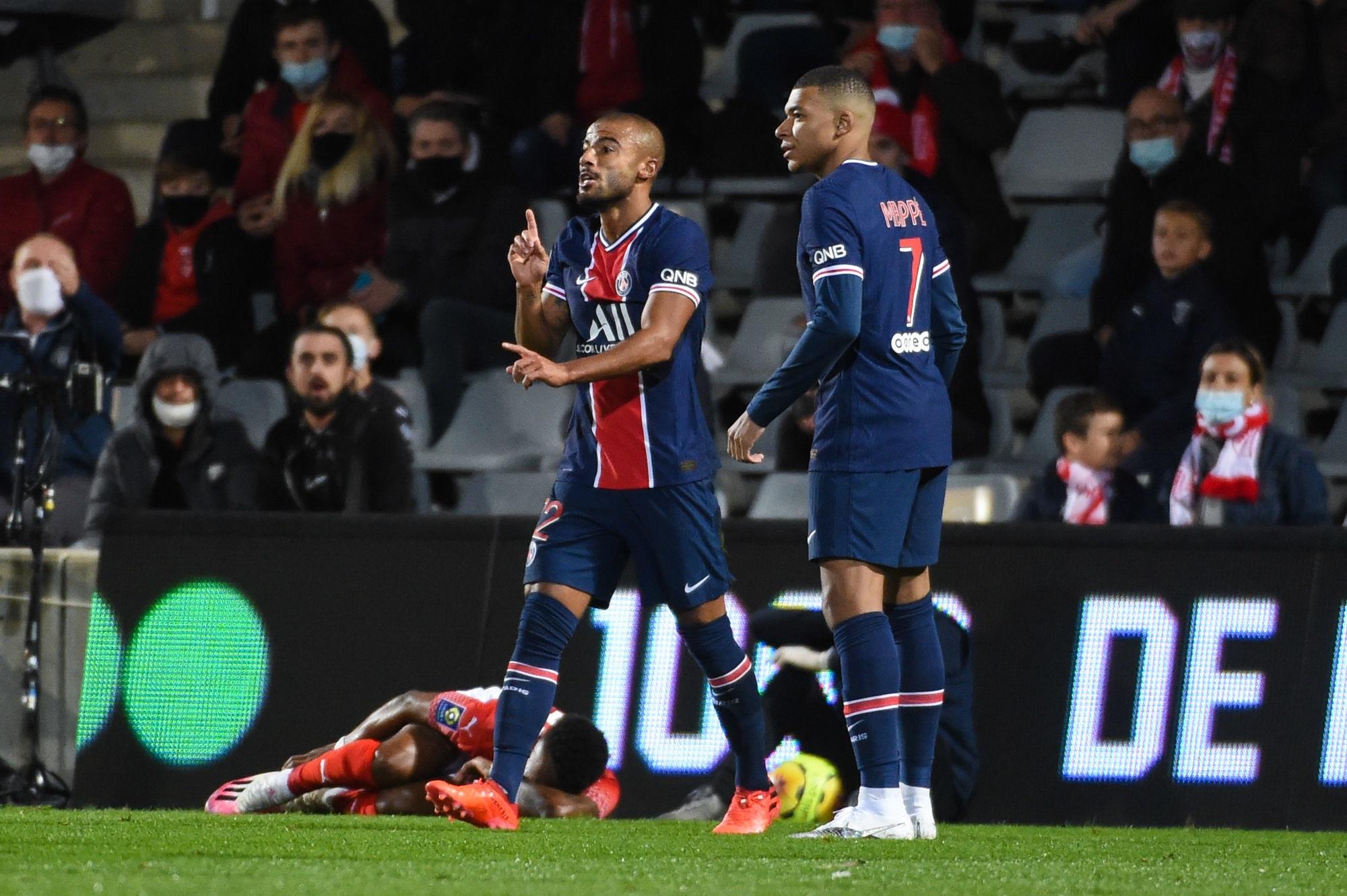 """Nîmes/PSG - Rafinha savoure ses débuts avec Paris """"la victoire était importante"""""""