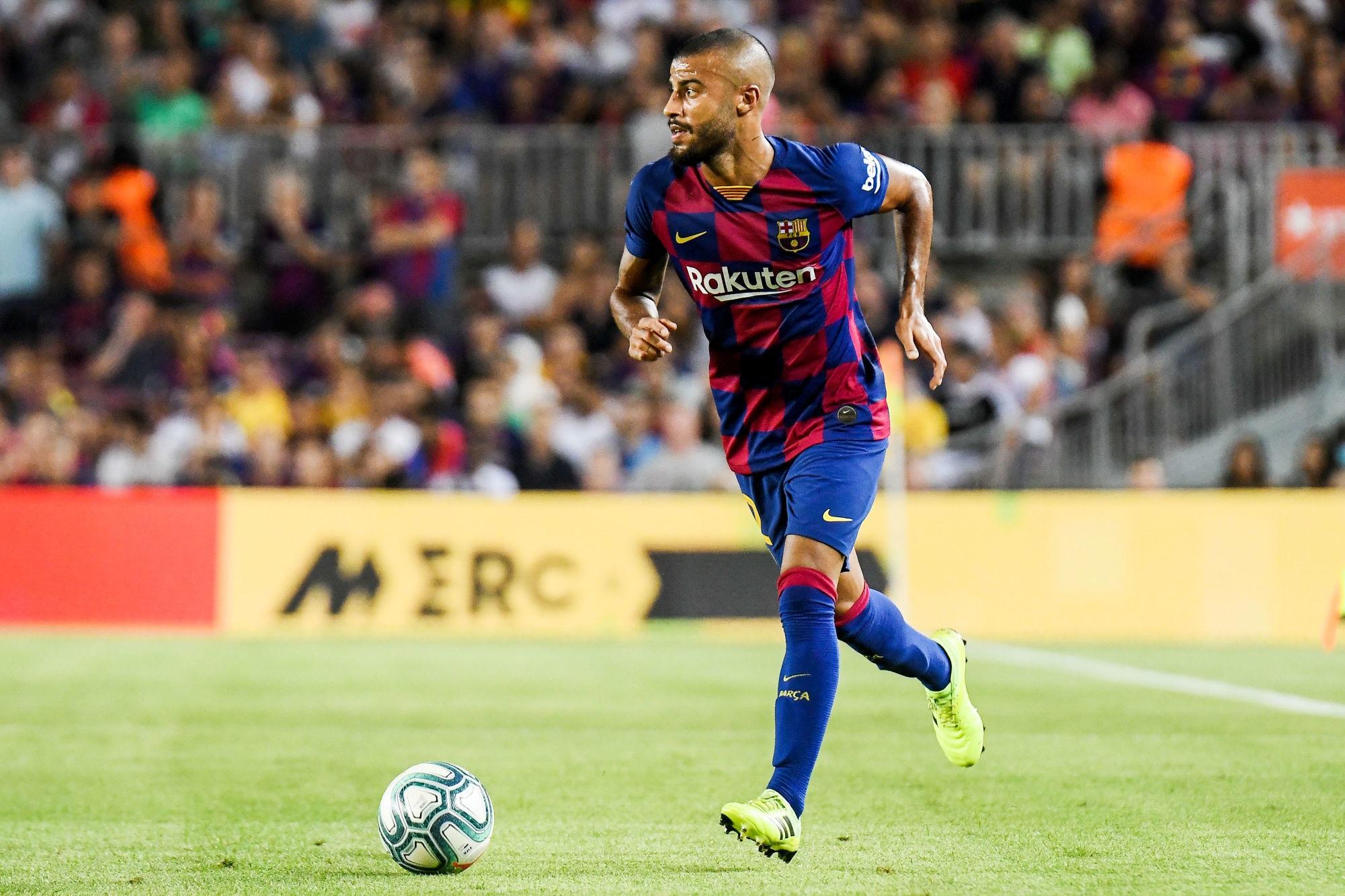Mercato - Le PSG négocie avec le Barça pour Rafinha, assure Mundo Deportivo