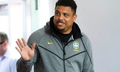 """Ronaldo encense Neymar """"un joueur complet et à chaque fois plus mûr."""""""