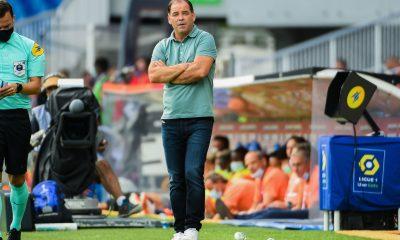 PSG/Angers - Moulin accepte la défaite tout en la trouvant sévère