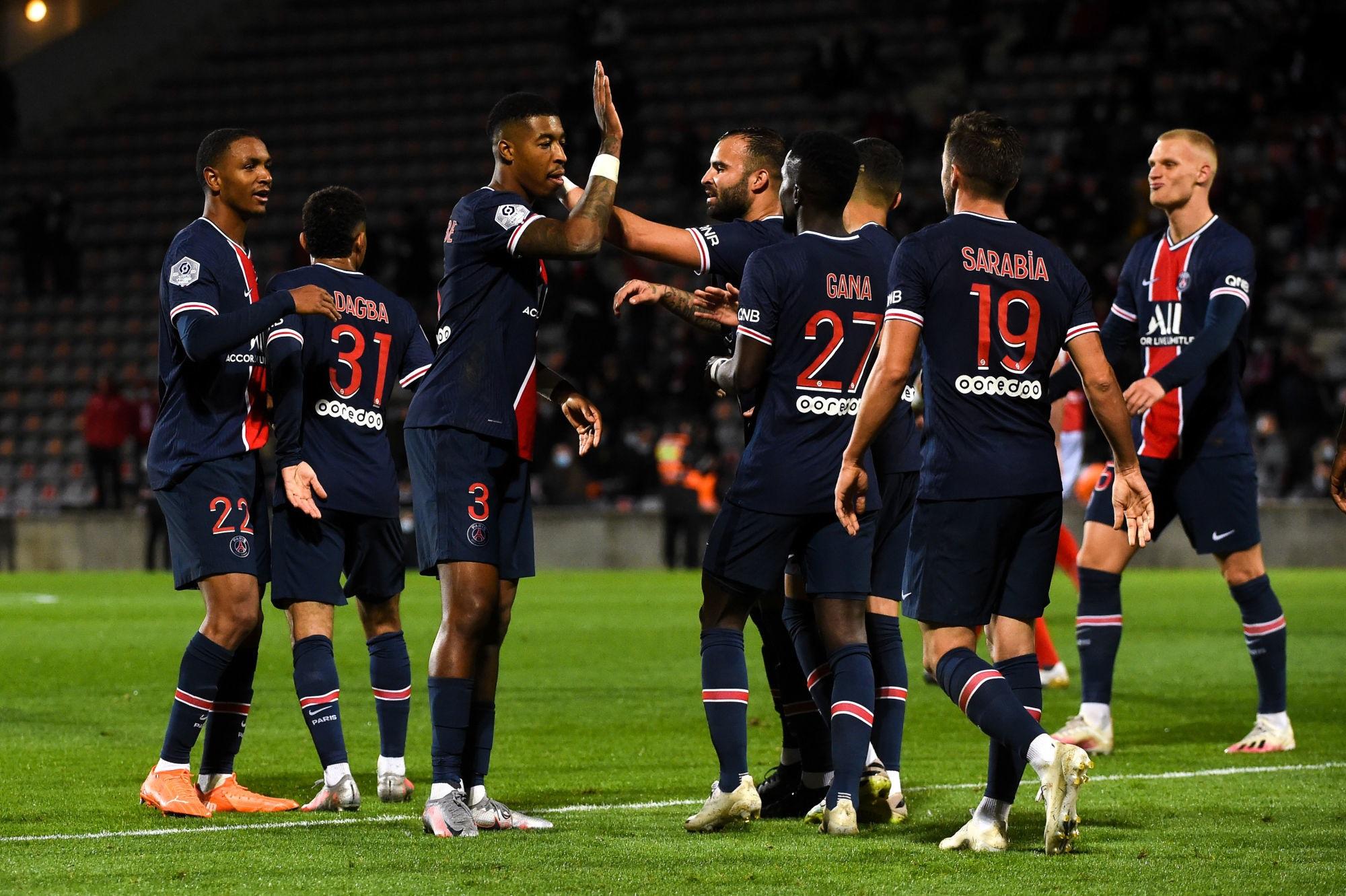 Nîmes/PSG - Les tops et flops de la large victoire parisienne