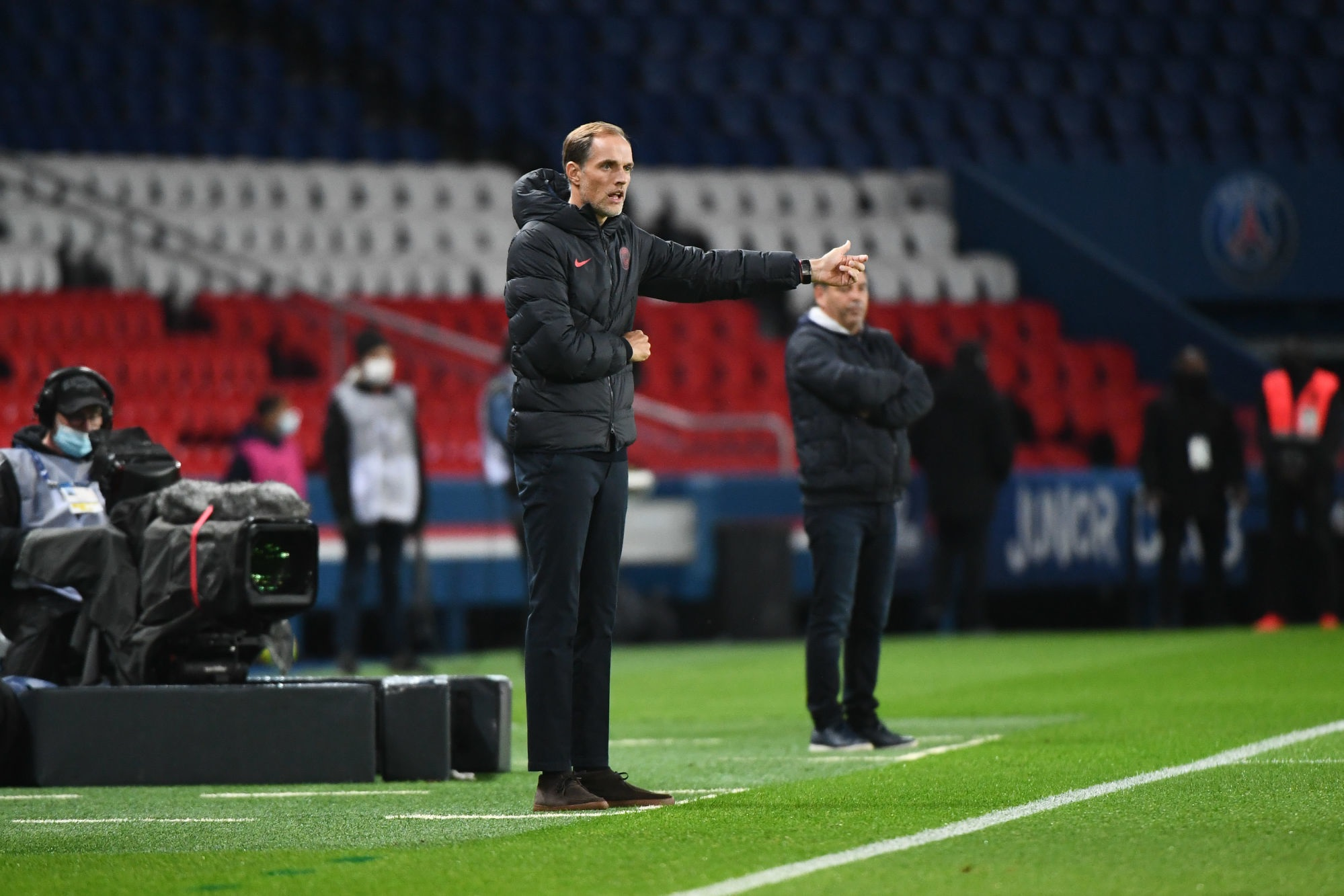 PSG/Angers - Tuchel évoque sa satisfaction, la tactique et le mercato