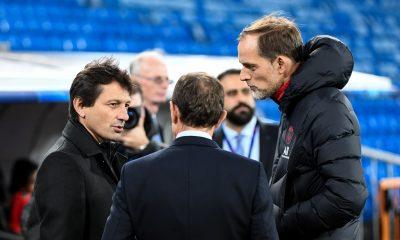 France Football s'amuse dans un dessin des tensions entre Leonardo et Tuchel