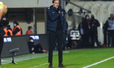 """Nîmes/PSG - Tuchel souligne que Paris pouvait plier le match """"plus tôt"""", mais la """"victoire est belle"""""""