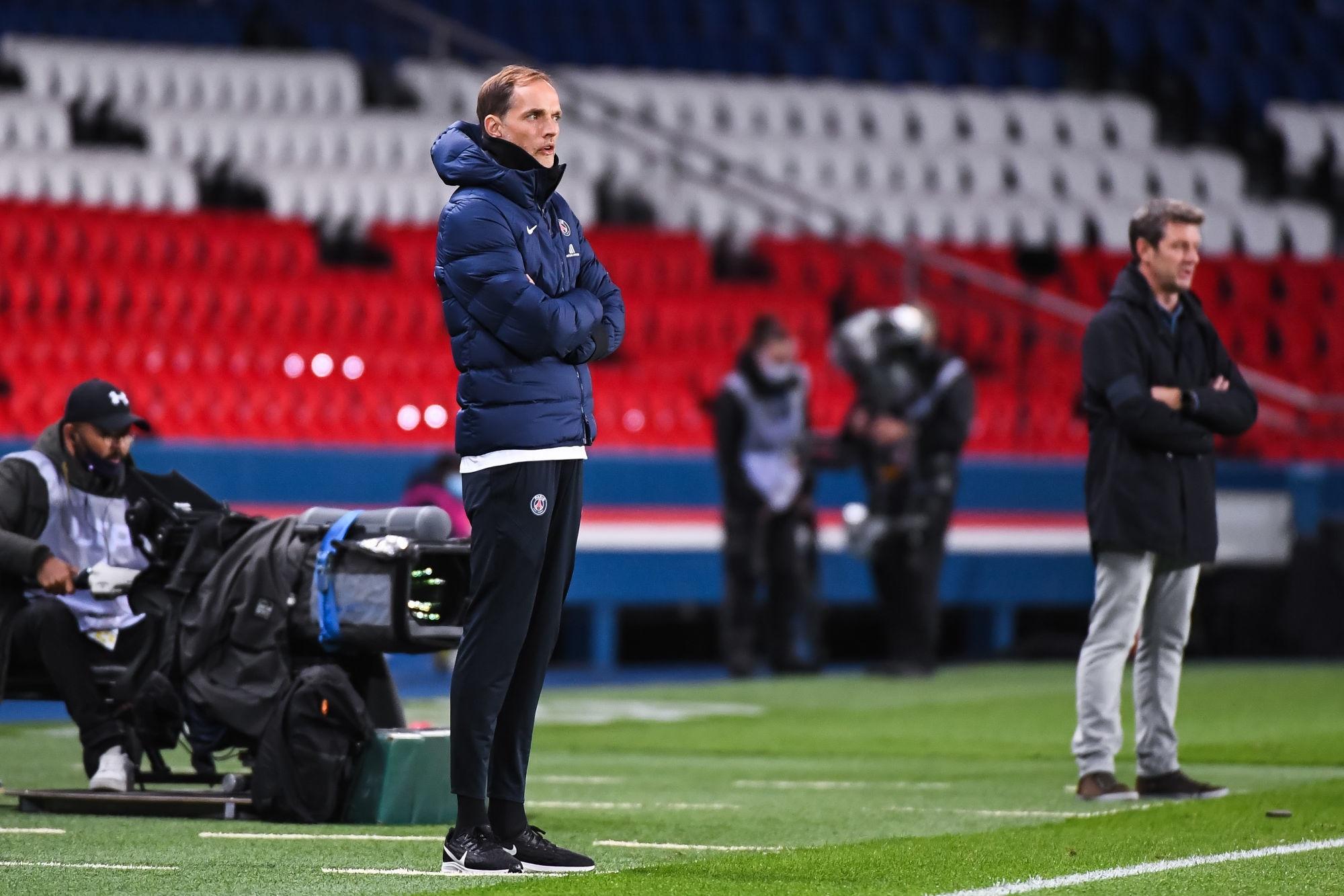 """PSG/Dijon - Tuchel rappelle """"ce n'est jamais facile de toujours gagner."""""""
