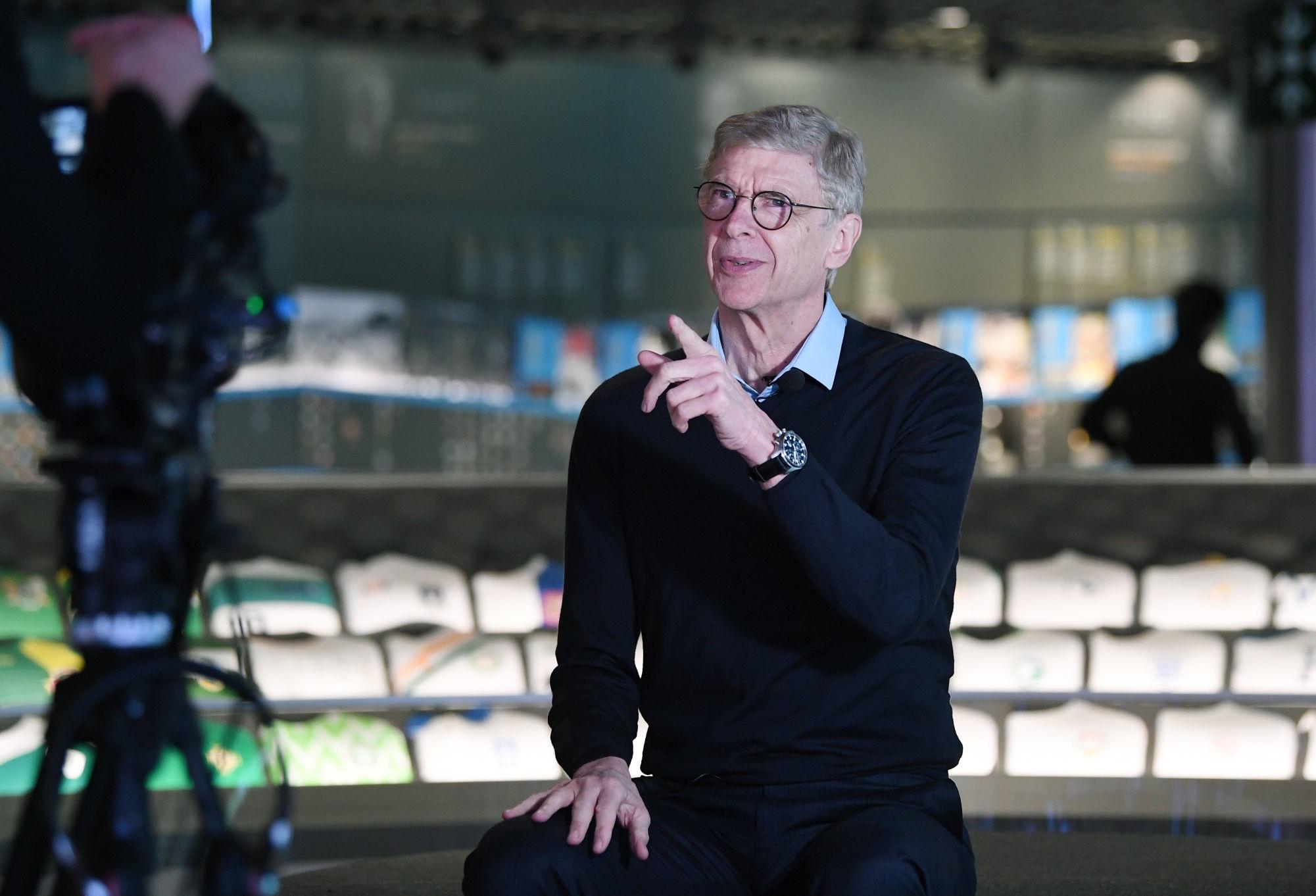 Wenger explique que «c'est une nécessité» pour le PSG d'être performant en LDC