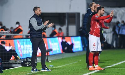"""Nîmes/PSG - Arpinon souligne """"on a fait un match honorable."""""""