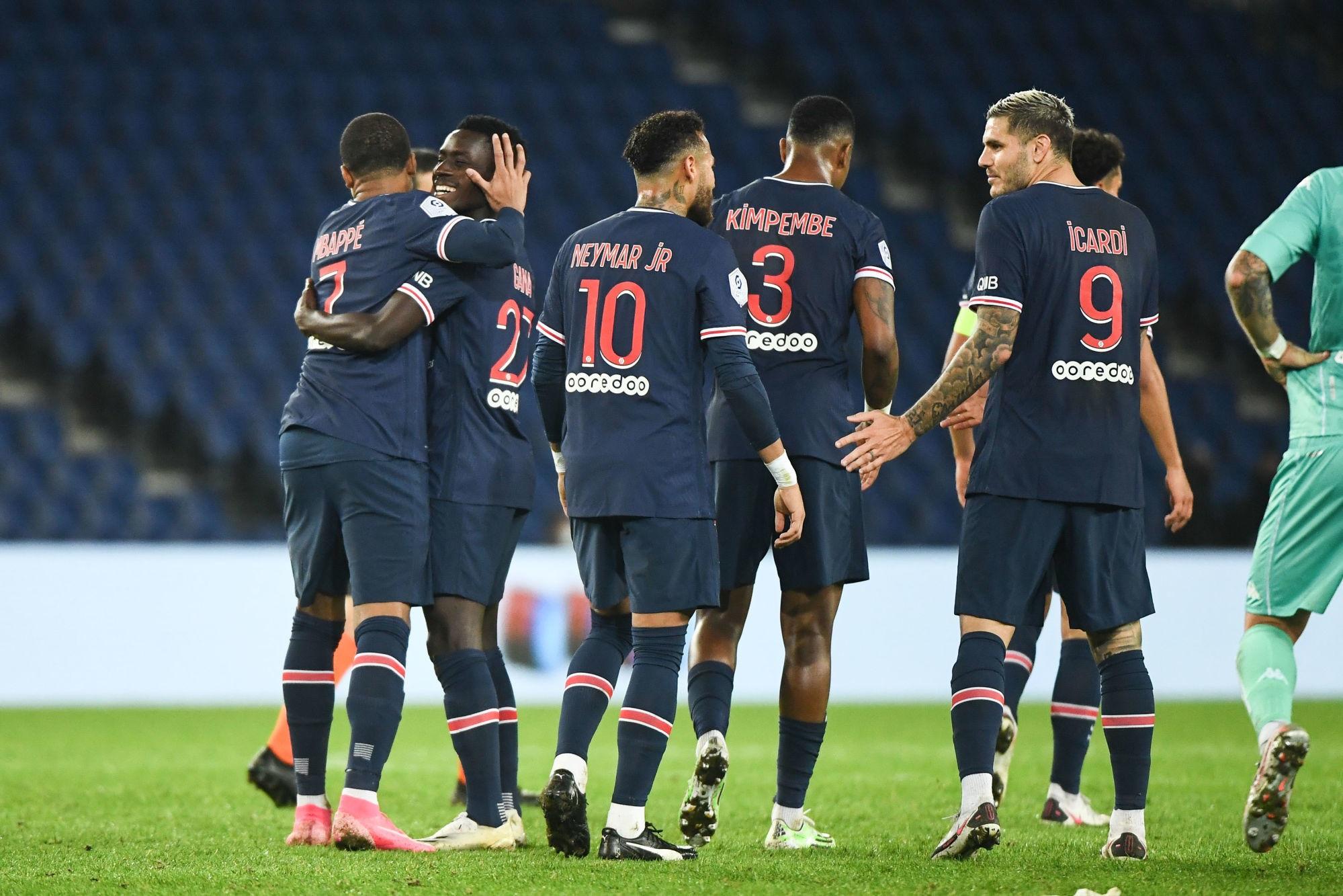 Résumé PSG/Angers (6-1) - La vidéo des buts et temps forts du match