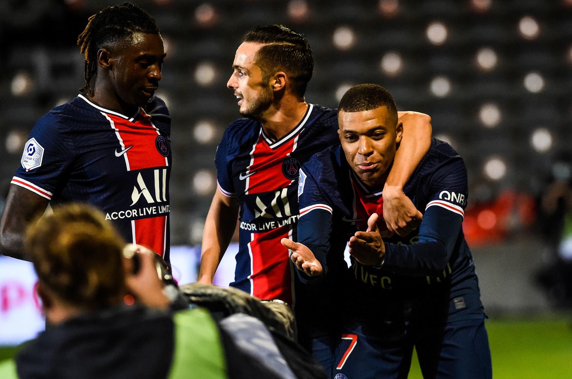 Résumé Nîmes/PSG (0-4) - La vidéo des buts et temps forts du match
