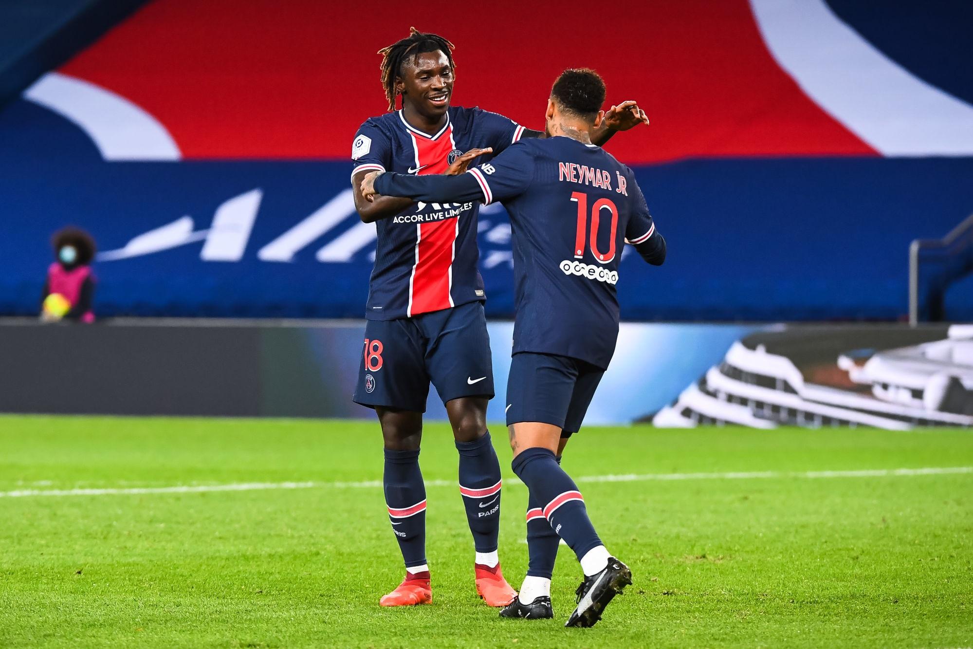 Résumé PSG/Dijon (4-0) - La vidéo des buts et temps forts du match