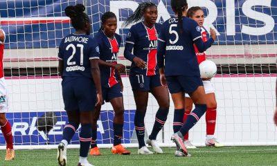 Soyaux/PSG - Les Parisiennes ont fait la différence en seconde mi-temps pour s'imposer