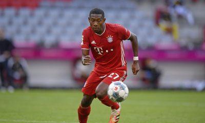 """Mercato - Le PSG n'aurait """"aucune chance"""" de recruter David Alaba, selon Bild"""