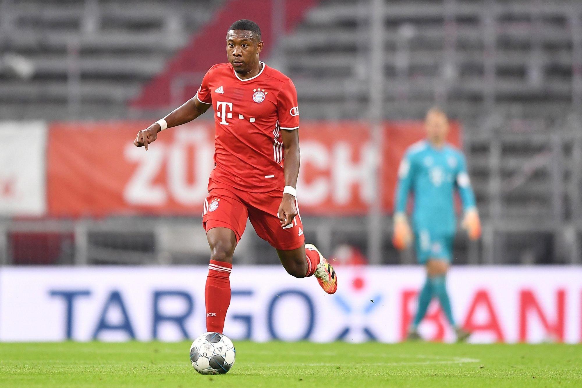 "Mercato - L'agent de David Alaba discute avec le PSG, le Real reste le ""rêve"" selon Bild"