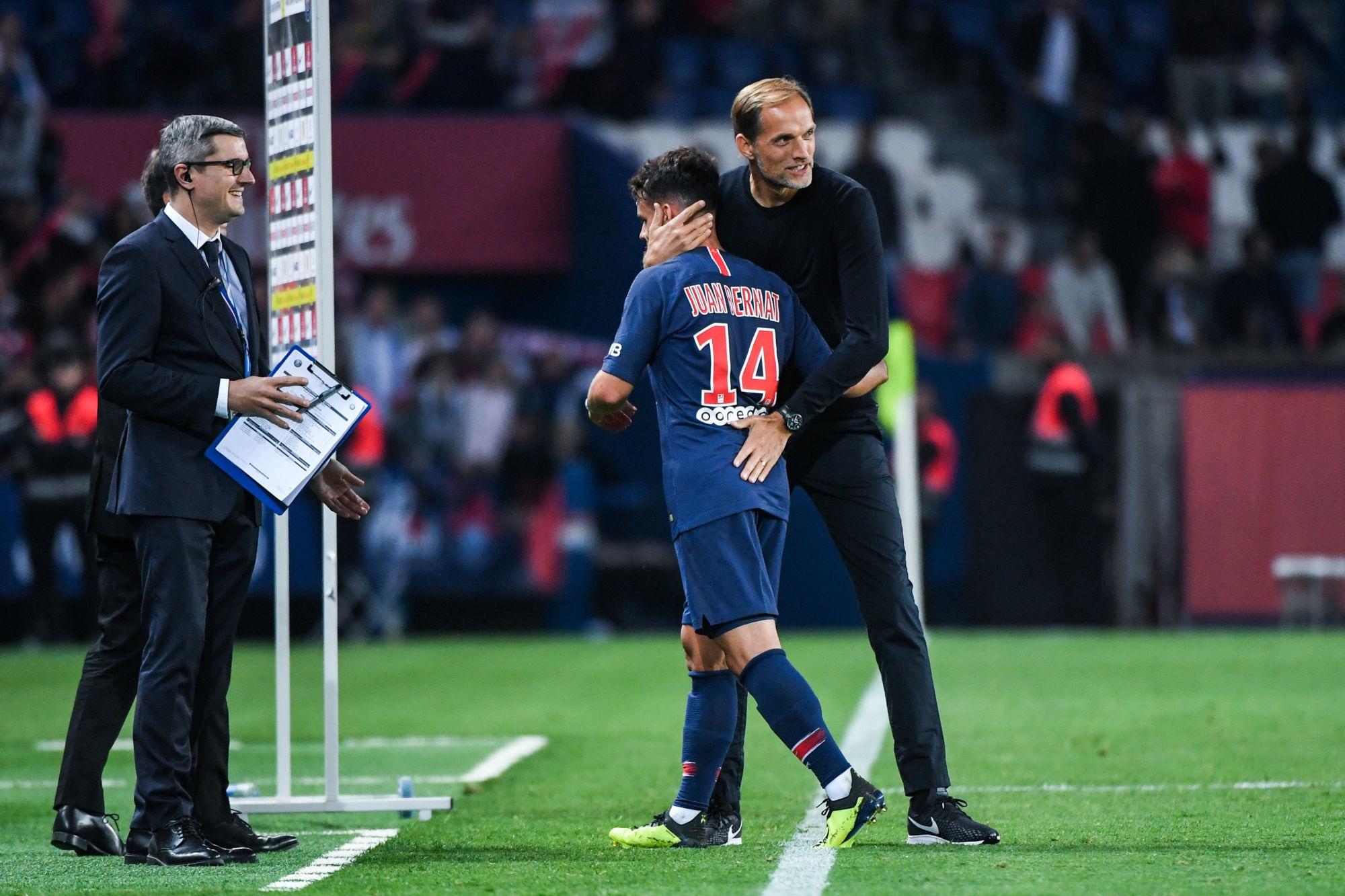 Bernat se confie sur sa relation avec Tuchel et l'ambiance dans le groupe du PSG