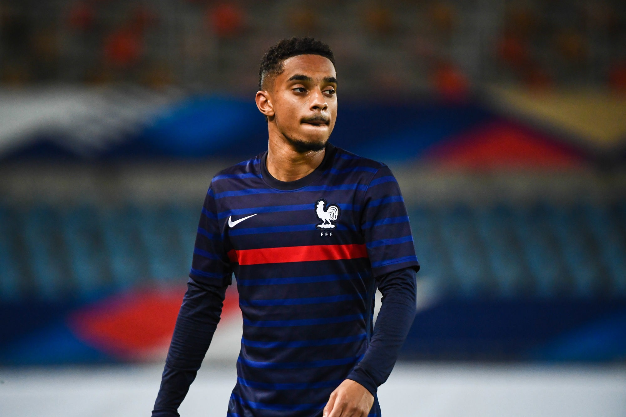 Dagba a marqué lors de la qualification l'Equipe de France Espoirs pour l'Euro 2021