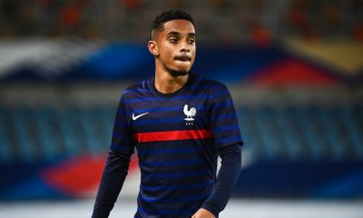 Dagba seul joueur du PSG appelé avec l'Equipe de France Espoirs pour la trêve de novembre