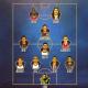 """Dagba compose son """"équipe de légende"""" du PSG, avec Thiago Silva et Cavani"""