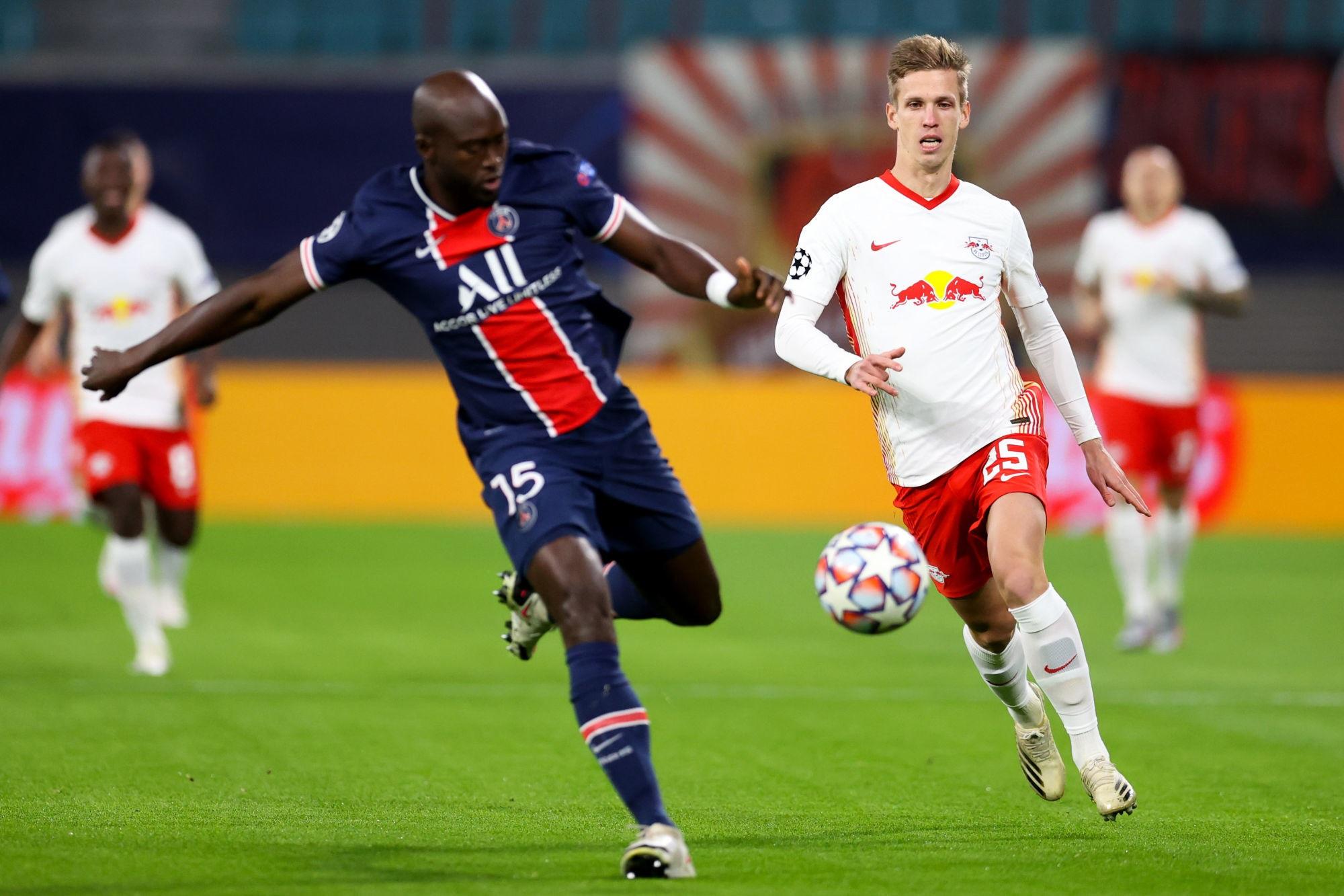 Leipzig/PSG - Danilo revient sur le match et évoque sa position