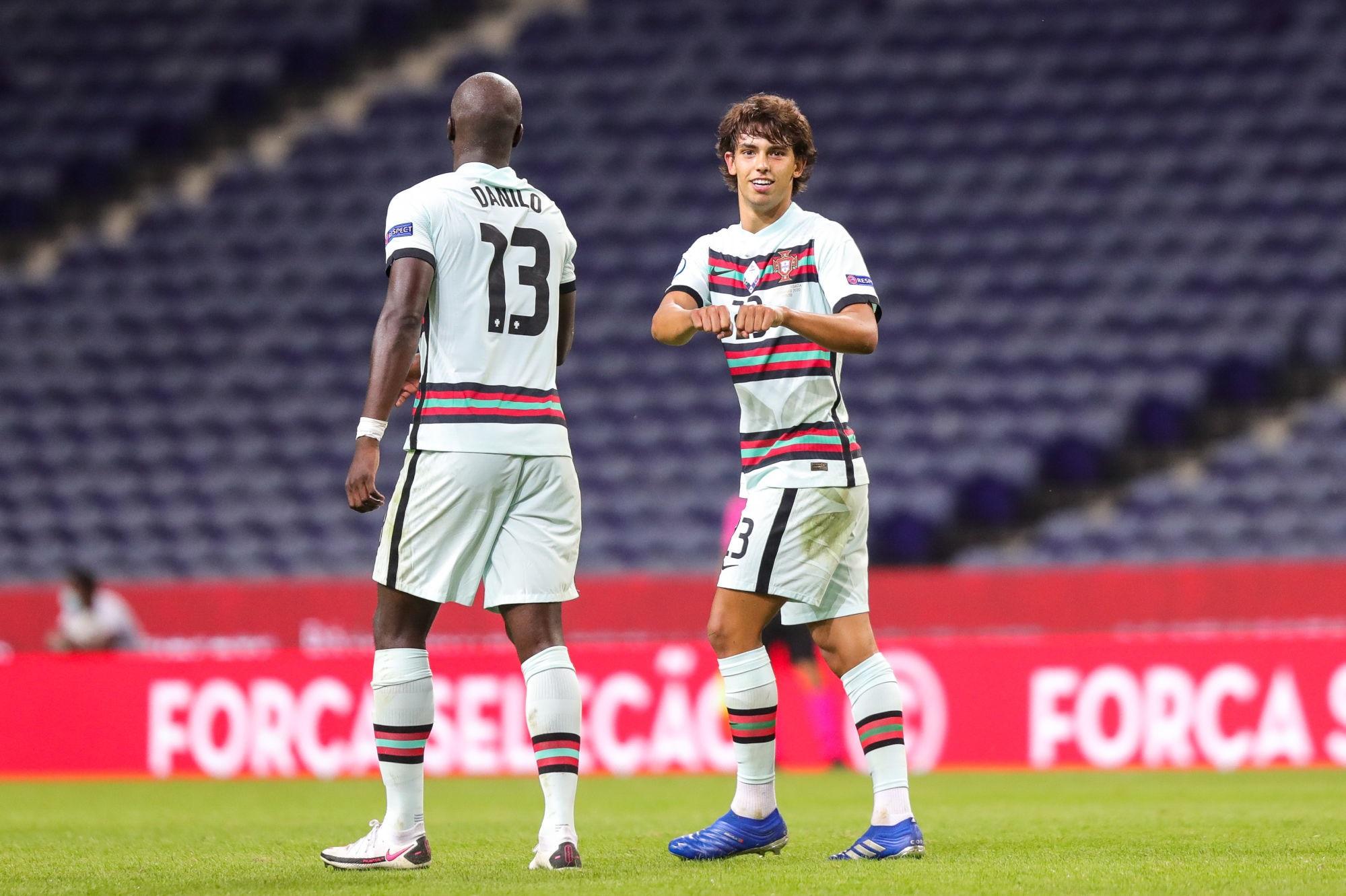 Danilo Pereira appelé avec le Portugal pour la trêve internationale de novembre