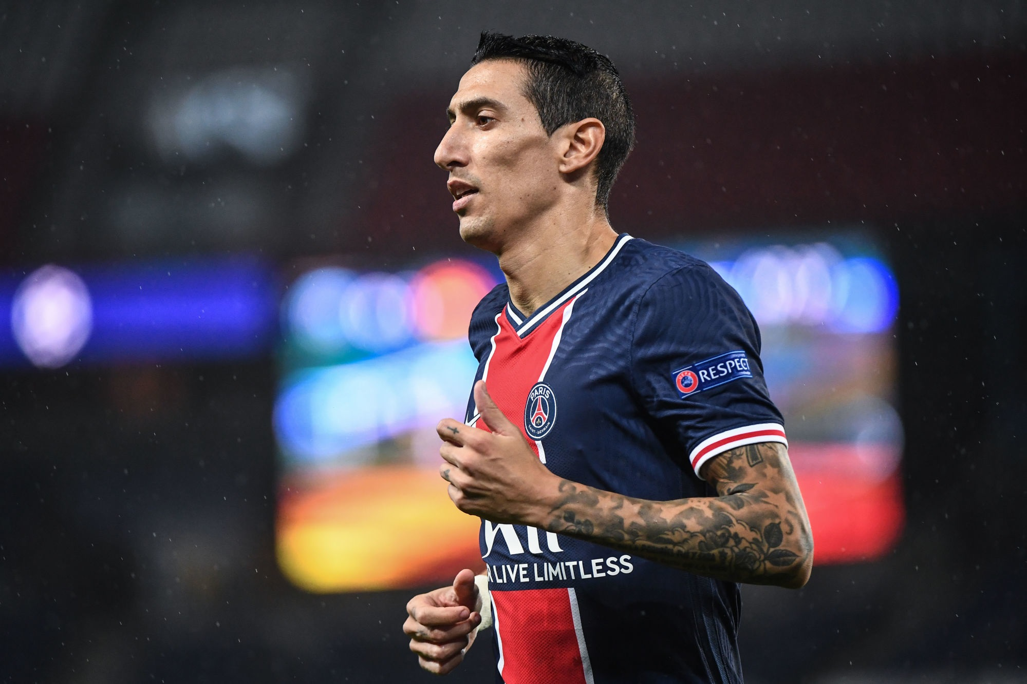 Di Maria est le joueur de Ligue 1 qui a le plus touché les montants depuis 2016