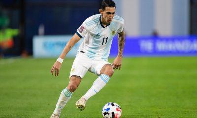 Di Maria et Paredes appelés avec l'Argentine pour les matchs avant la Copa America