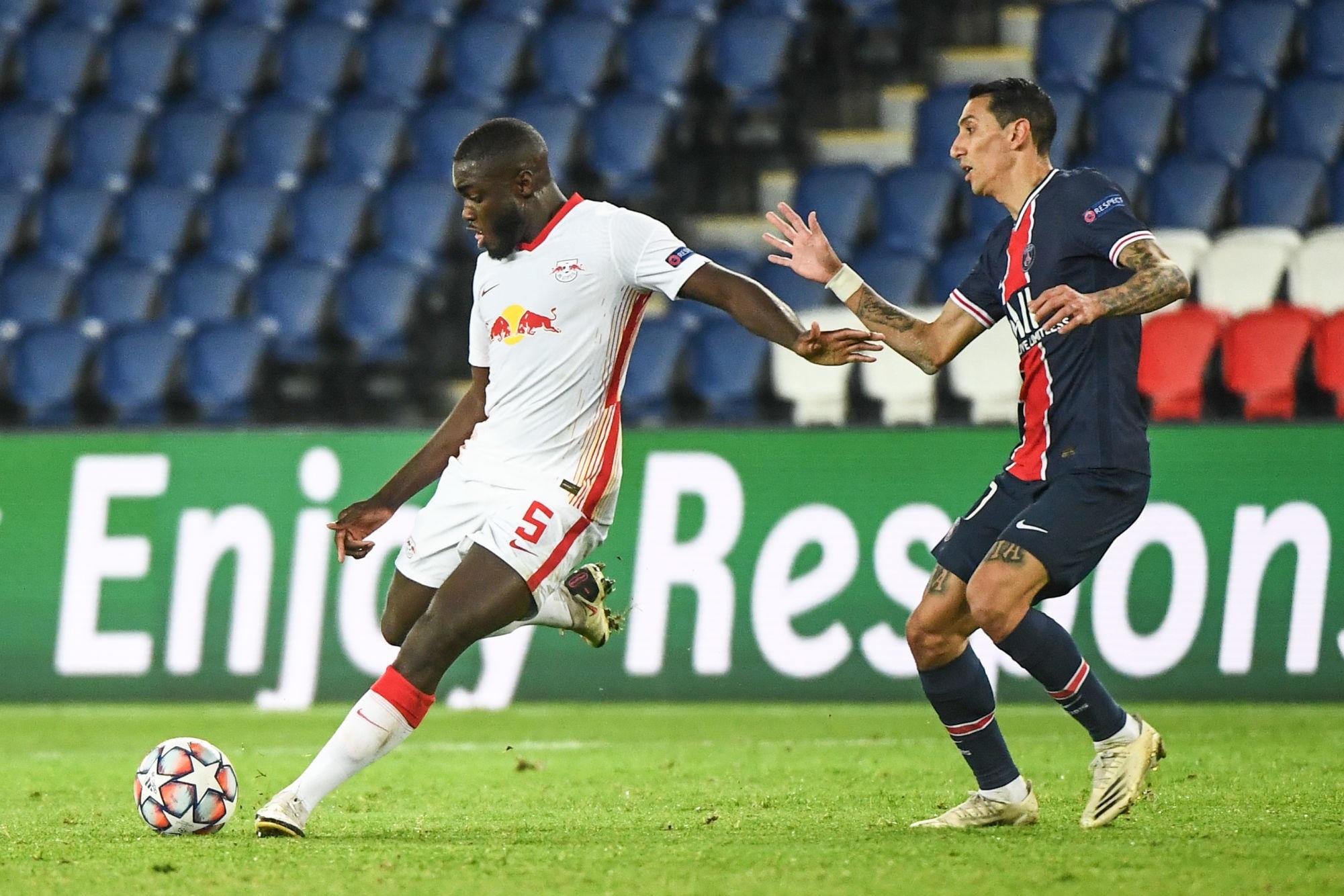 PSG/Leipzig - RMC Sport évoque un 3-5-2 pas préparé et Di Maria en colère