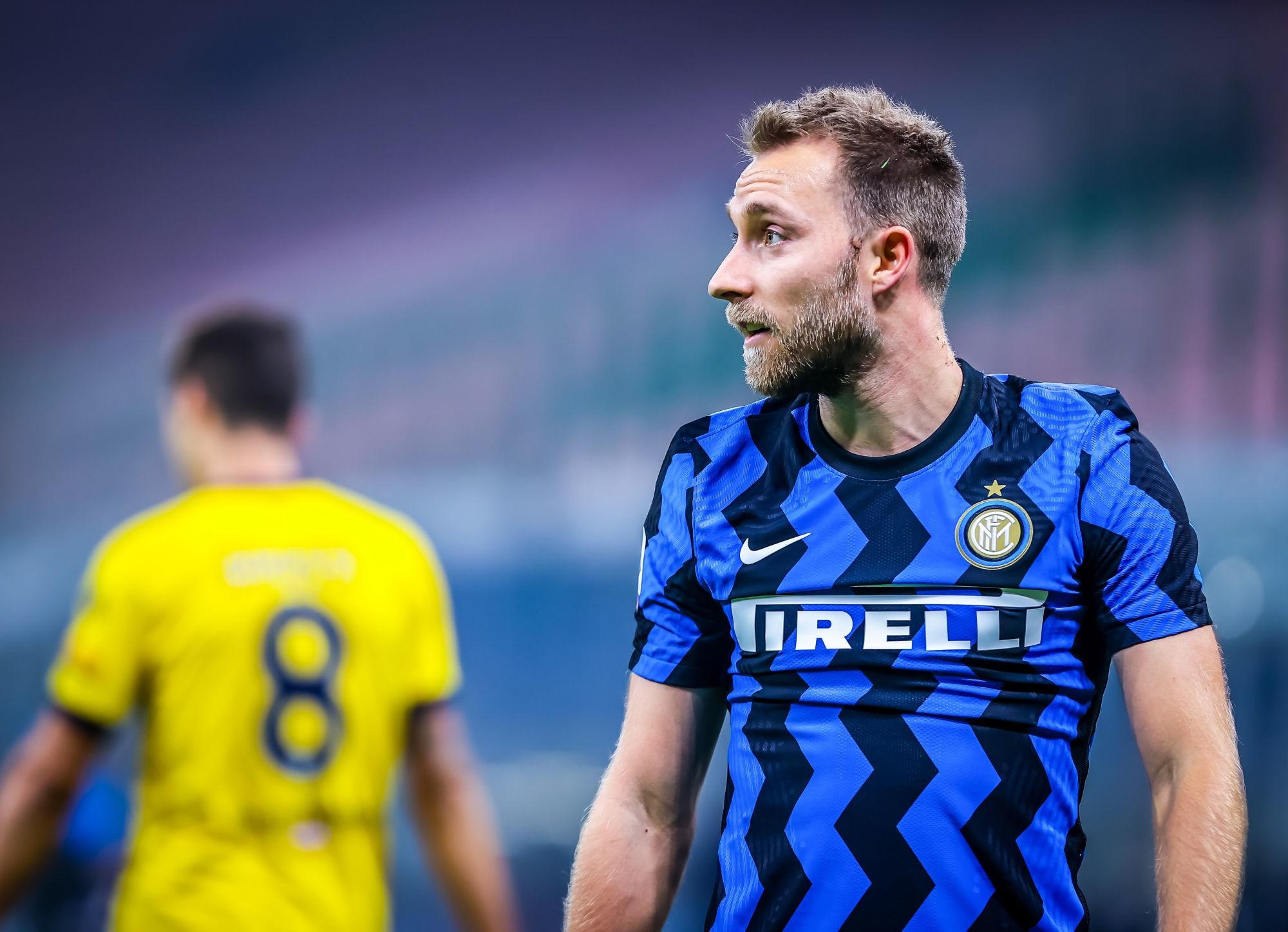 """Mercato - L'Inter annonce ne """"pas retenir"""" Eriksen, évoqué dans le viseur du PSG"""