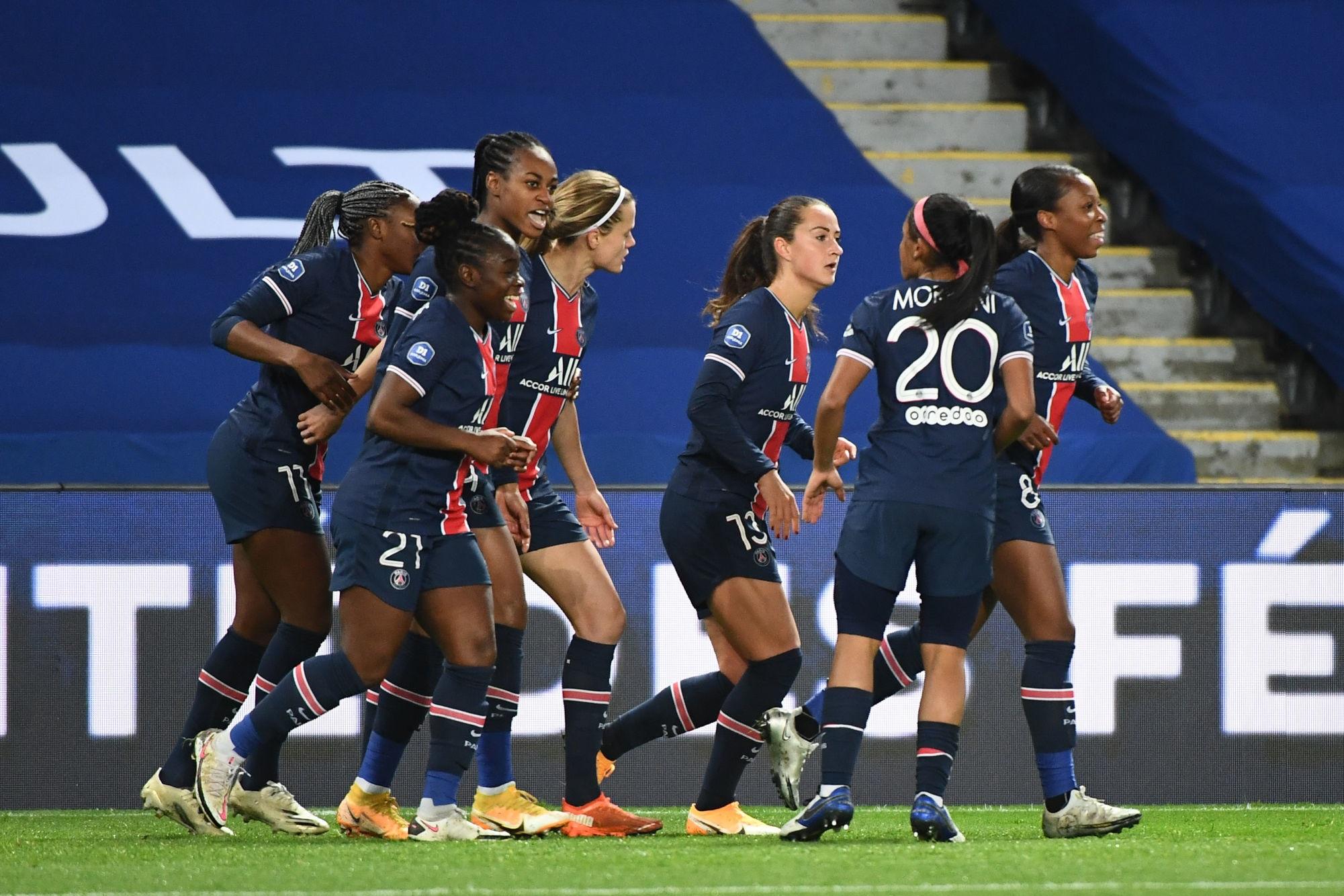 Trophées UNFP - 7 joueuses du PSG dans l'équipe-type de la saison