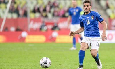 Italie/Irlande du Nord - Les équipes officielles : Verratti et Florenzi titulaires