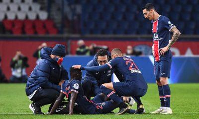 L'Equipe s'amuse des nombreux blessés du PSG dans un dessin