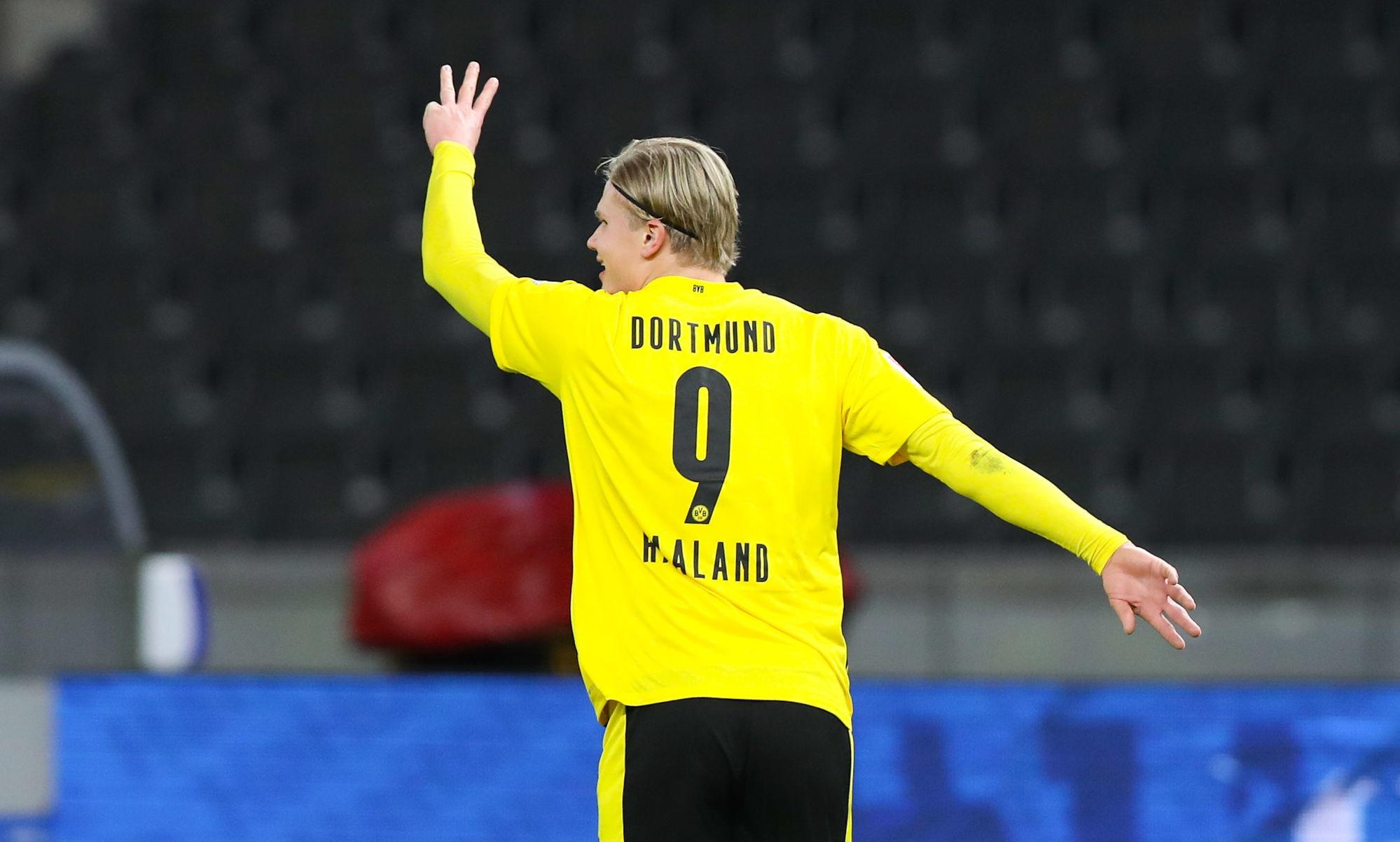 Haaland élu Golden Boy 2020, Bakker loin du titre
