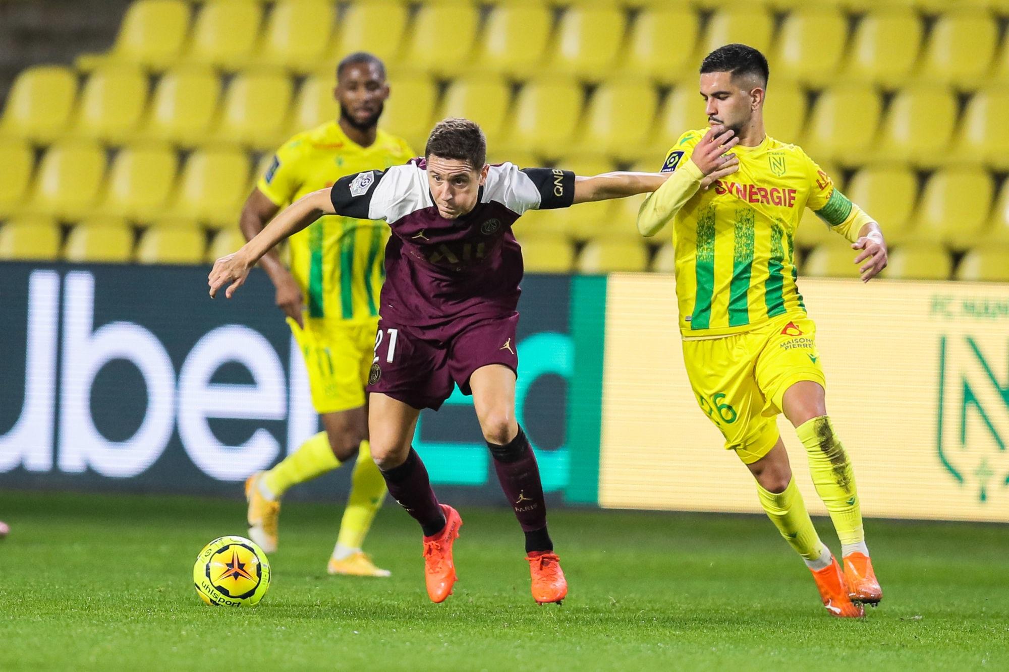 """Nantes/PSG - Herrera revient sur la victoire """"Merci aussi à Navas"""""""