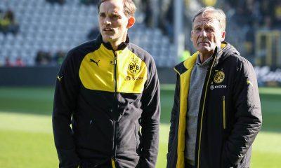 """Watzke juge Tuchel comme """"une personne difficile mais un coach fantastique"""""""